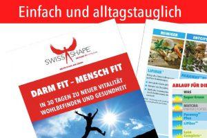 Gesundheitsvortrag SwissShape @ Hotel Garni an der Reuss | Gisikon | Luzern | Schweiz
