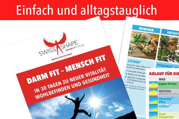 Swiss Shape, wir helfen natürlich