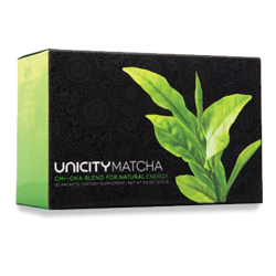 MATCHA Energy - Bild von Unicity.com