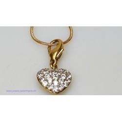 Halskette mit Herz...