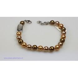 Armband Perlen L-XL, Energetix